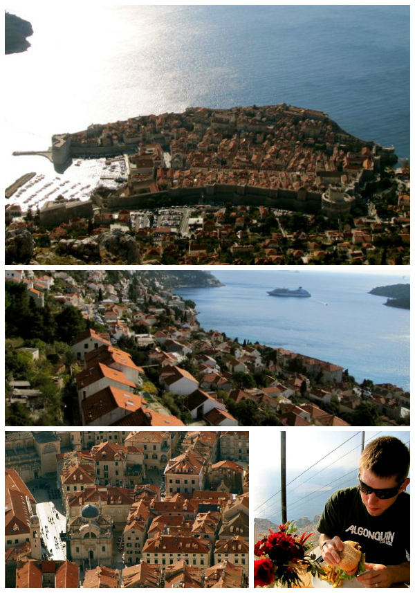 Dubrovnik Cable Car - http://27thandolive.com
