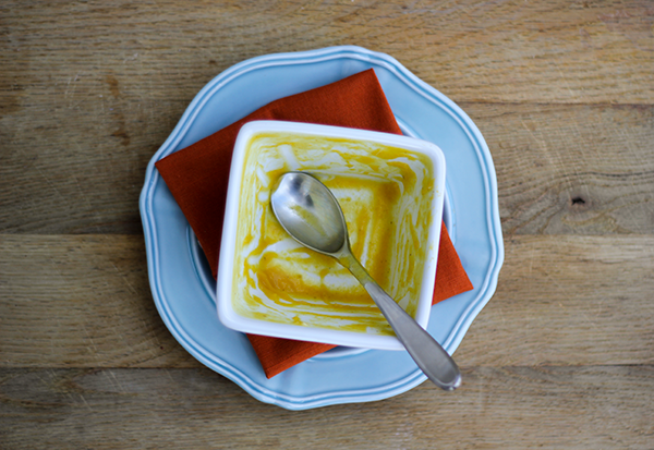 Soup Addict - Butternut Squash Apple Soup