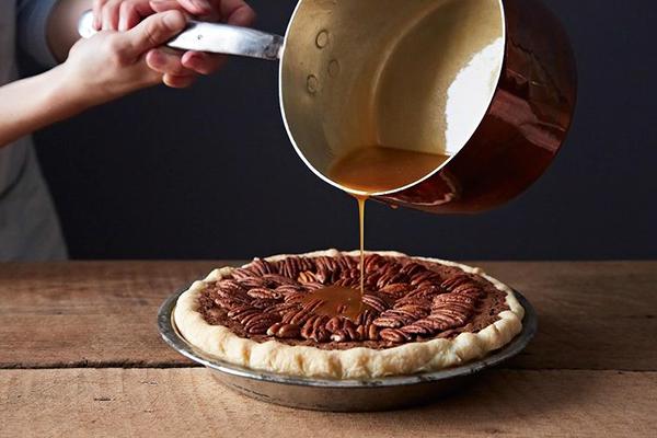 Community Pick Food 52: Salted Caramel Chocolate Pecan Pie